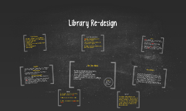 Library Re-design