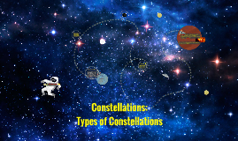Constellations: How to Map