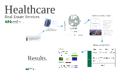 Pitch Packet: Healthcare