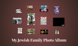 My Jewish Family Photo Album