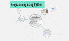 Programming using Python