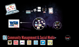 Community Management & Social Media
