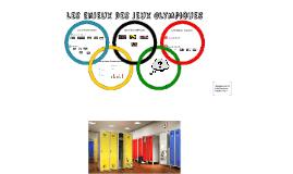 TPE Les Jeux Olympiques