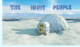 Copy of Inuit People