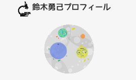 鈴木勇己プロフィール