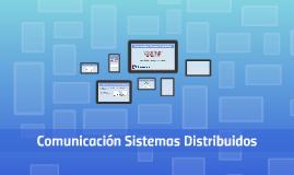 Comunicación Sistemas Distribuidos