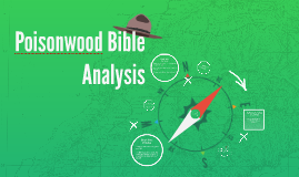 Poisonwood Bible Analysis
