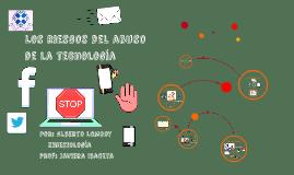 Copy of Los riesgos del abuso de la tecnología