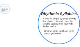 Copy of Phonics with Rythem Sticks