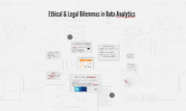 Copy of Ethical Dilemmas in Data Analytics