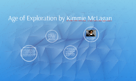 Age of Exploration by Kimmie McLagan