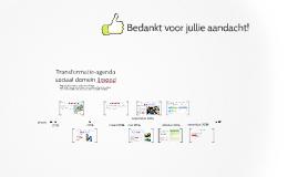 Transformatie-agenda sociaal domein IJmond
