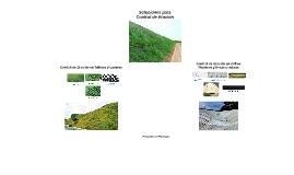 Soluciones para Control de Erosión
