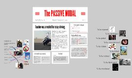 The PASSIVE MODAL