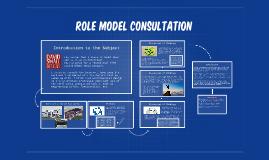 Role model consultation