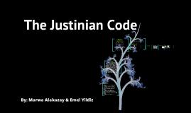 Copy of Copy of Justinian Code