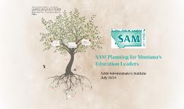 SAM Planning AI