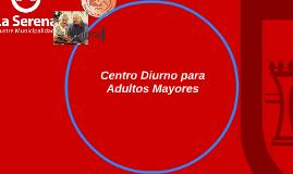 Centro Diurno para Adultos Mayores