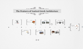 The Features of Ancient Greek Architecture