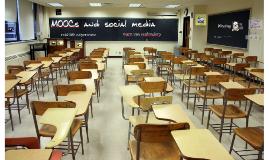 MOOCs and social media