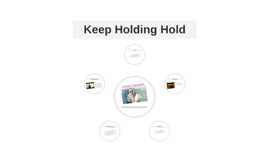 Keep Holding Hold
