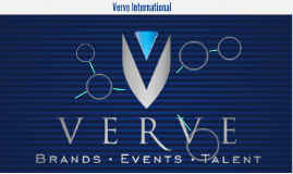 Verve International
