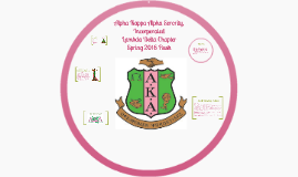 Alpha Kappa Alpha Sorority, Incorporated
