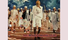 India- the Struggle for Independence 1919-1947