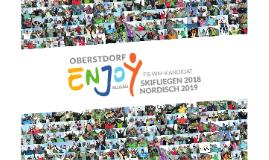 Vorstellung Enjoy - Gastgeberversammlung Oberstdorf