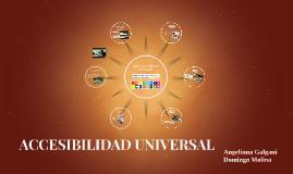 Copy of ACCESIBILIDAD UNIVERSAL