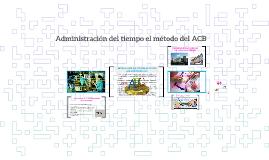 Copy of METODOLOGIA DEL SISTEMA DE COSTOS POR ACTIVIDADES ABC