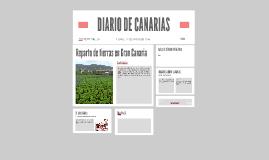 DIARIO DE LAS CANARIAS
