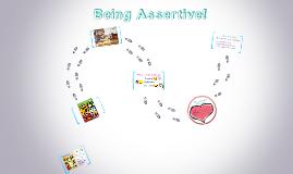 Self Talk/Assertive (1st)
