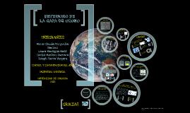Copy of DETERIORO DE LA CAPA DE OZONO
