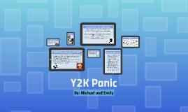 Y2K Panic