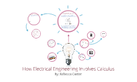 How Electrical Engineering Involves Calculus