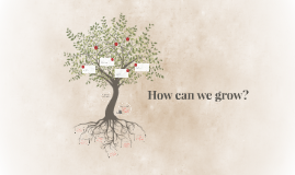 Copy of How can we GROW