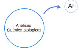 Análises químico