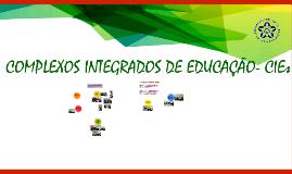 Seminário Pedagógico do Complexo Integrado de Educação de Itabuna -CIEI