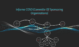 Informe COSO (Committe Of Sponsoring Organizations)