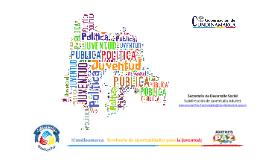 Avance Política Pública de Juventud de Cundinamarca
