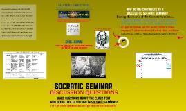 MR. WILLIAMS: Intro to Socratic Seminar! (Quote)