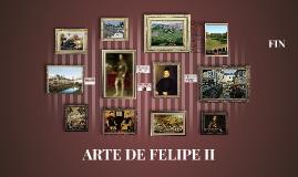 ARTE DE FELIPE II