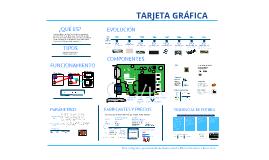 Copy of Tarjetas gráficas