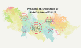 Synthesis and processing of magnetic nanoparticles