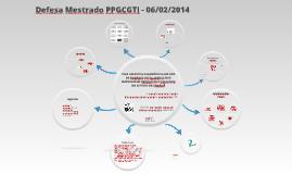 Defesa Mestrado PPGCGTI - 06/02/2014