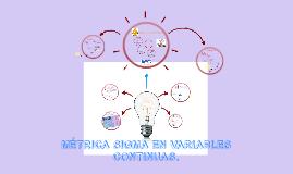 Copy of Como aplicar la métrica sigma en variables continuas