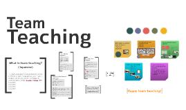 SDC Team Teaching (BU)