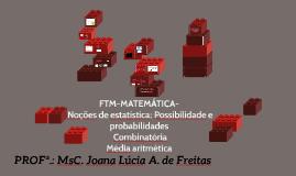 FTM-MATEMÁTICA: CONTEUDOS DO 4º ANO