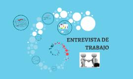 Copy of ENTREVISTA DE TRABAJO